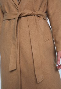 New Look Curves - GABRIELLE BOILED BELTED - Cappotto classico - camel - 5