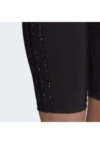 adidas Originals - SHORT TIGHTS - Shorts - black - 5