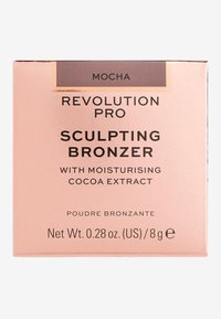 Revolution PRO - SCULPTING BRONZER - Bronzer - mocha - 3