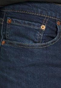 Levi's® - 519™ EXT SKINNY HI BALLB - Jeans Skinny Fit - goth he bad od adv - 3