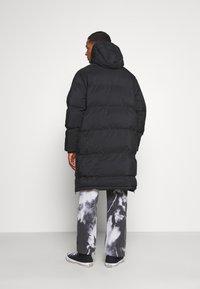 Weekday - JAY PUFFER JACKET - Zimní kabát - black - 2