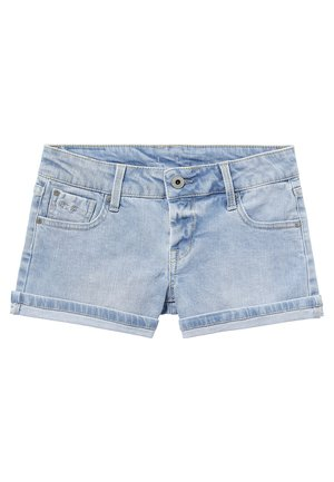 FOXTAIL - Denim shorts - denim