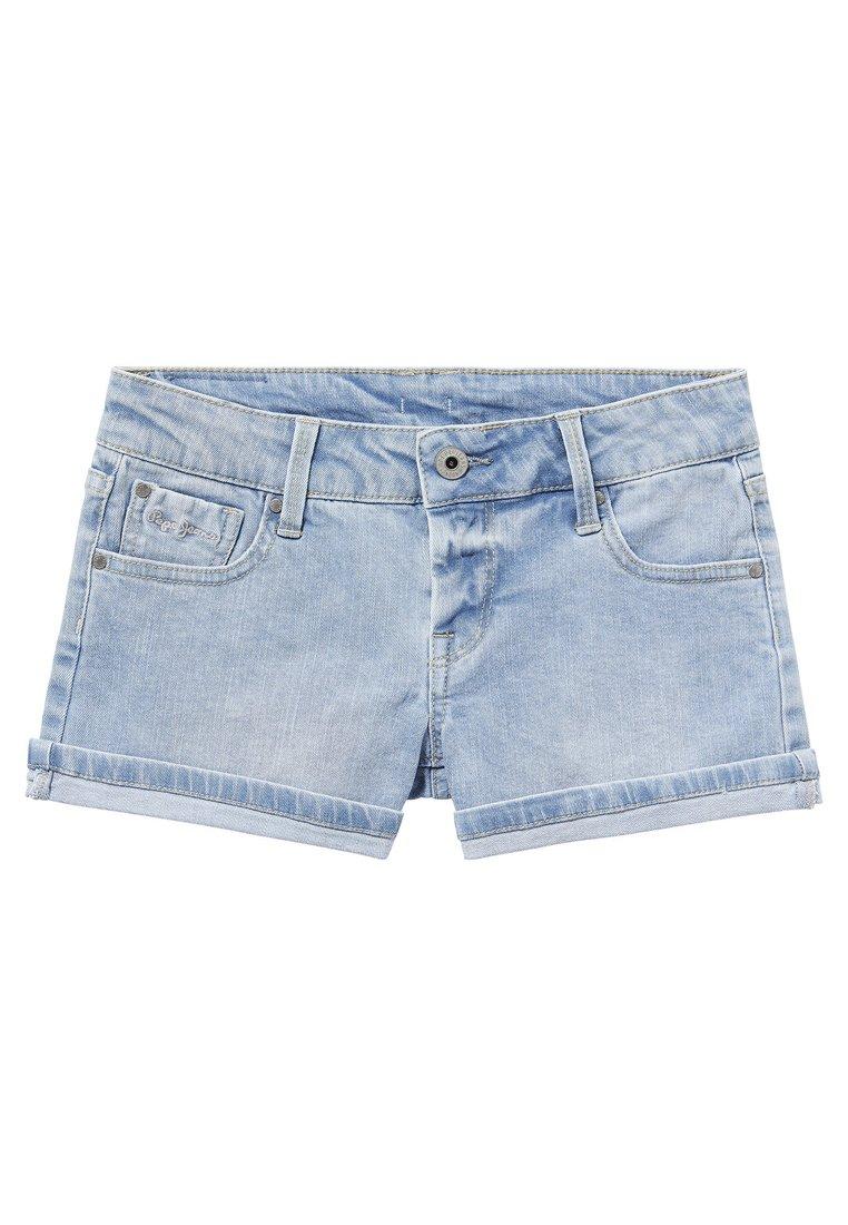 Pepe Jeans - FOXTAIL - Denim shorts - denim