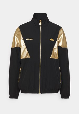 AUGURI - Training jacket - black