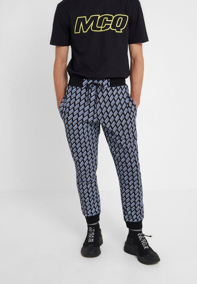 Pantaloni sportivi - darkest black