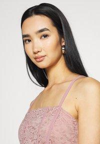 WAL G. - LIZZY MIDI DRESS - Sukienka z dżerseju - blush pink - 3
