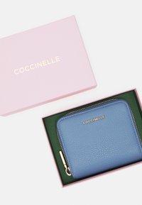 Coccinelle - SOFT - Wallet - pacific blue - 3