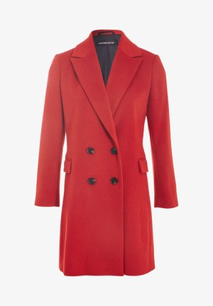 Trenchcoat - rouge