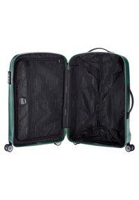 Wittchen - MITTLERER KOFFER - Wheeled suitcase - green - 4