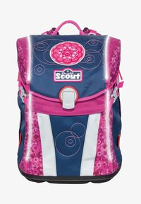Scout - SAFETY LIGHT SUNNY SET  - Set zainetto - pink mandala - 0