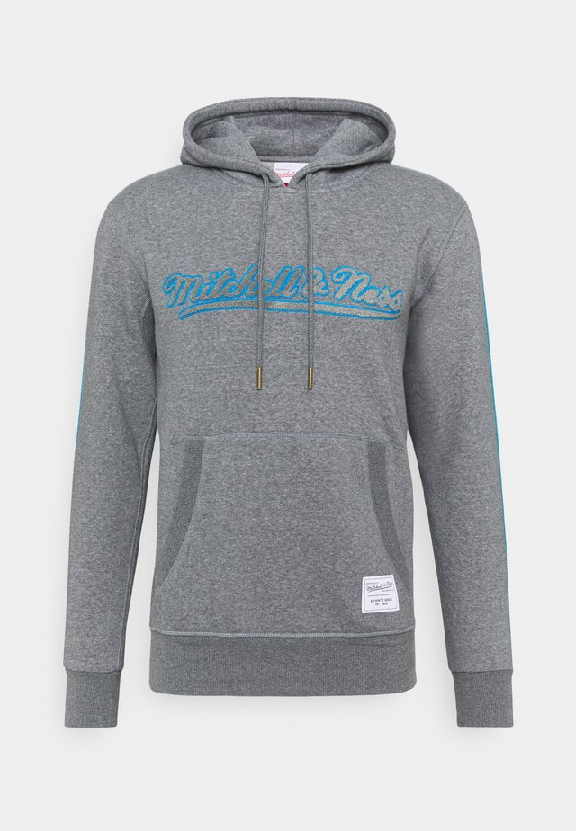 OWN BRAND TRACK HOODIE - Hoodie - grey heather
