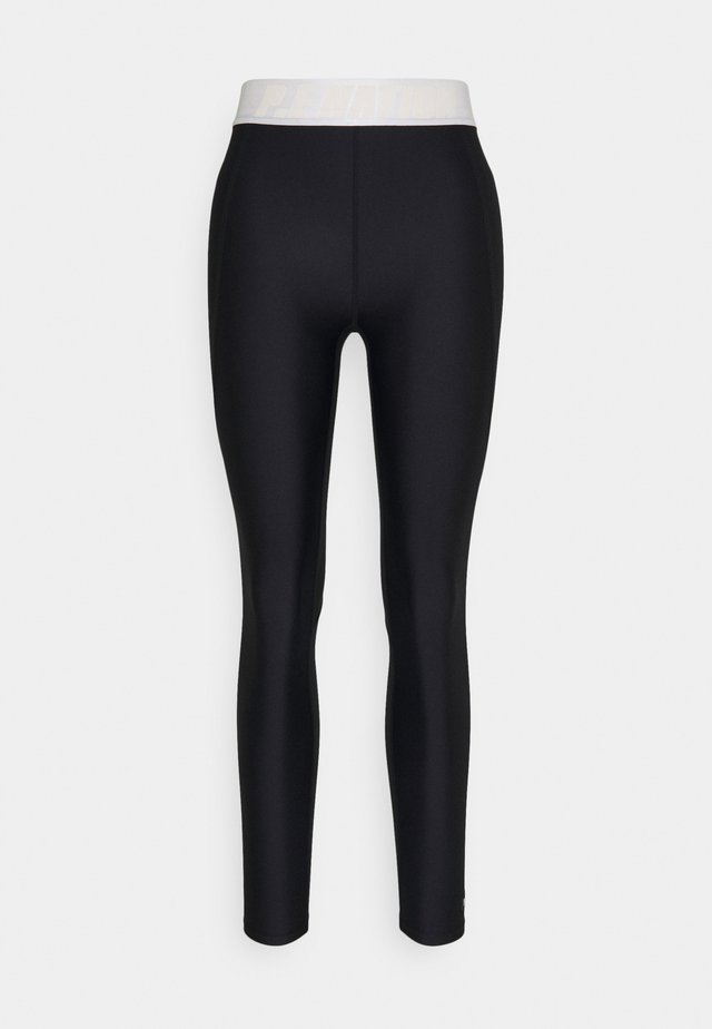 FRONT RUNNER LEGGING - Tights - black