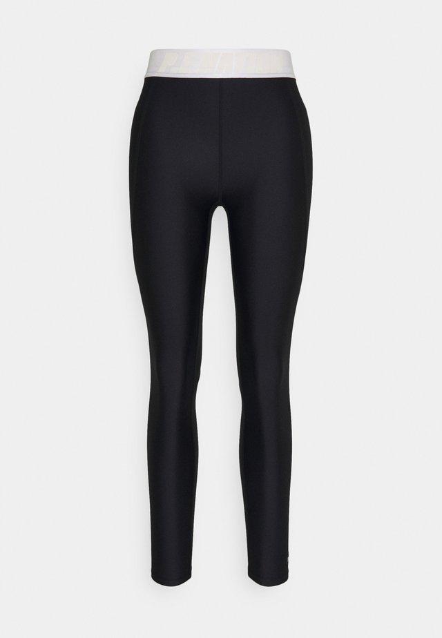 FRONT RUNNER LEGGING - Collants - black