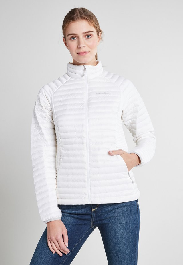 Down jacket - weiss