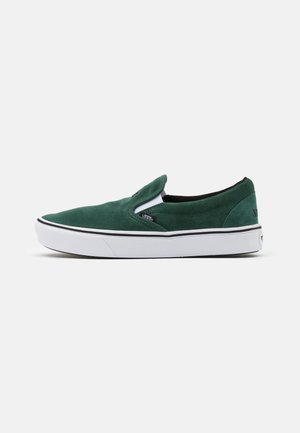COMFYCUSH UNISEX - Loafers - pine needle/white