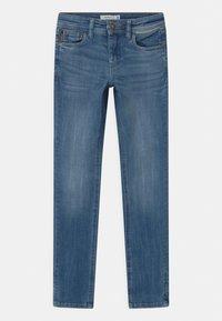 Name it - NKMTHEO  - Jeans Straight Leg - medium blue denim - 0