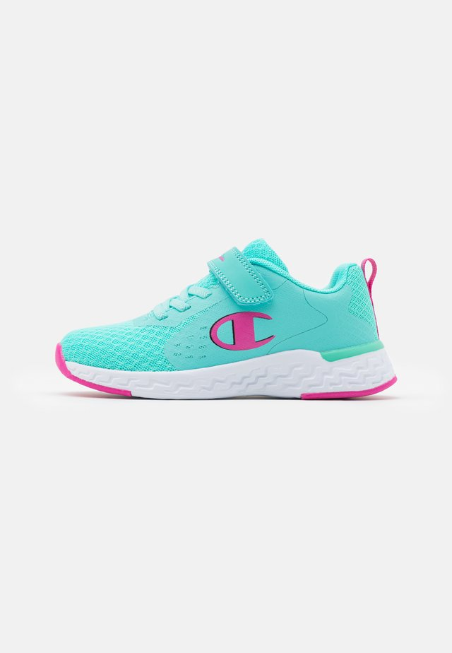 LOW CUT SHOE BOLD UNISEX - Sports shoes - turquoise