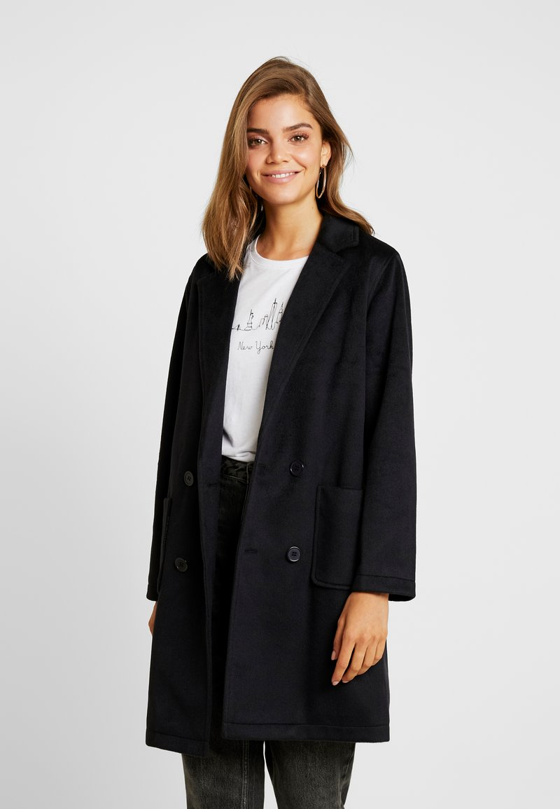 TWINTIP - Short coat - dark blue