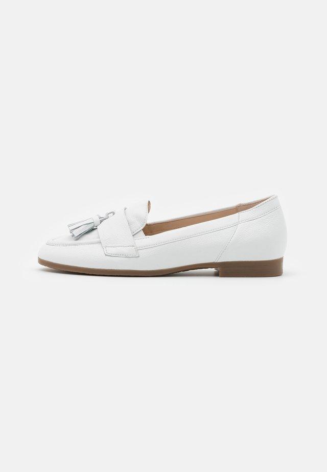 Scarpe senza lacci - las vegas weiß