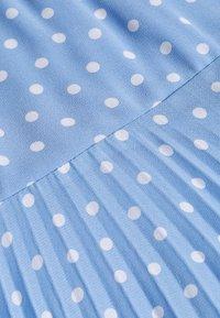 Forever New - SABRINA WRAP SKATER MINI DRESS - Day dress - blue - 2
