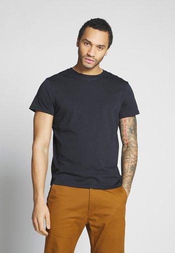 ALAN - T-shirt - bas - navy