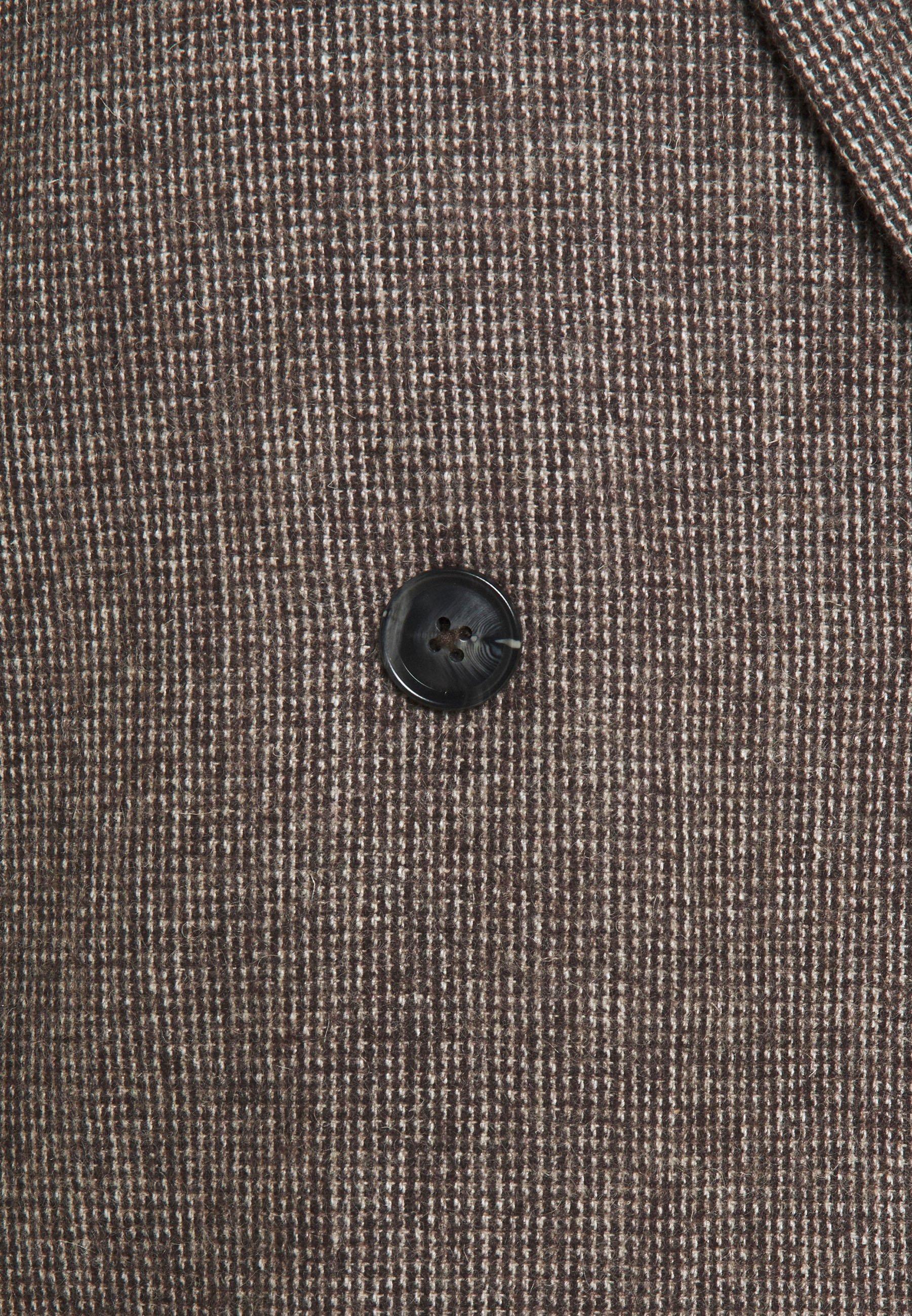 Third Form OVERSIZED Kurzmantel dark brown/dunkelbraun