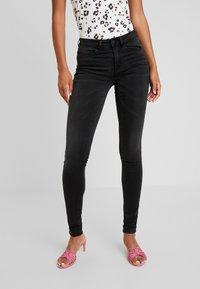 ONLY - ONLROYAL  - Jeans Skinny Fit - black denim - 0