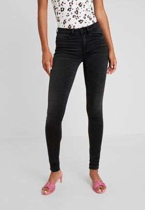 ONLROYAL  - Vaqueros pitillo - black denim
