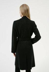 HUGO - MILEA - Classic coat - black - 2