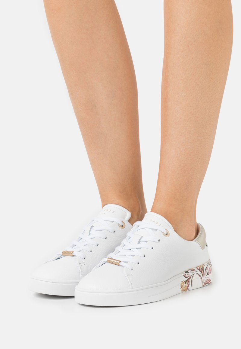 Ted Baker - TIRIEY - Trainers - white