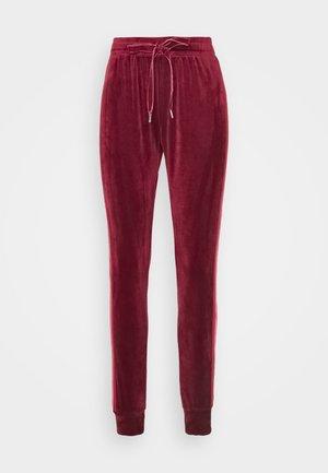 JOGGER STRIPE - Nattøj bukser - rumba red