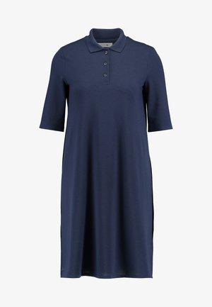 ROBE FEMME - Shirt dress - marine