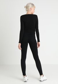 Dr.Denim - MOXY - Jeans Skinny Fit - black - 2