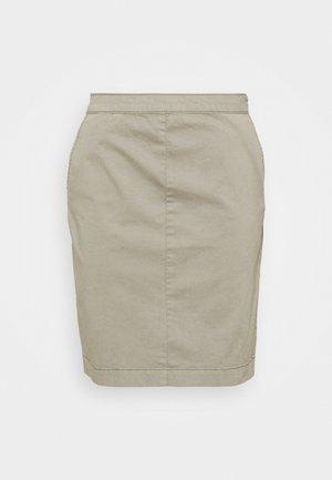 SOFALA - Pencil skirt - vetiver