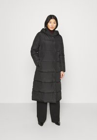 Esprit Collection - PADDED - Winter coat - black - 0