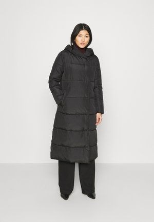 PADDED - Winter coat - black