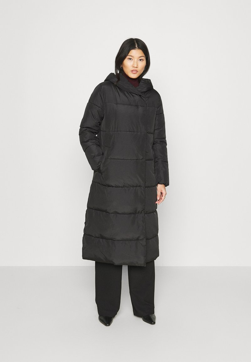 Esprit Collection - PADDED - Winter coat - black