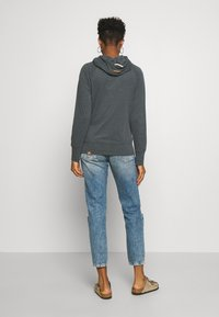 Ragwear - FUGE - Bluza z kapturem - grey - 2