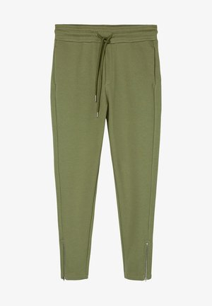 Tracksuit bottoms - dried sage