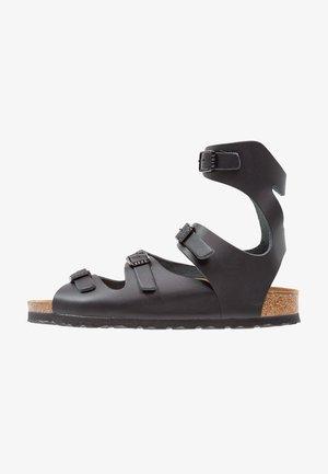 ATHEN - Sandals - black