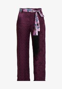 Desigual - PANT TERRY - Spodnie materiałowe - boaba - 3