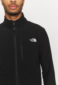 The North Face - GLACIER PRO FULL ZIP - Fleece jacket - black - 6