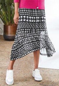 Next - Maxi skirt - black - 0