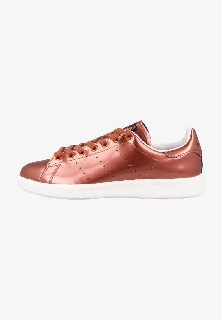 adidas Originals - STAN SMITH  - Baskets basses - copper metallic