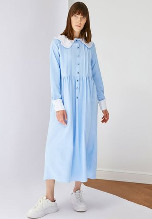 Abito a camicia - blue