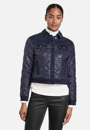 Light jacket - dark lake blue