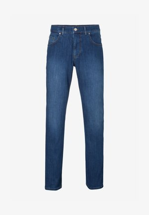 STYLE COOPER  - Jean droit - regular blue used