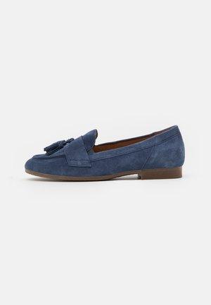 Nazouvací boty - jeans