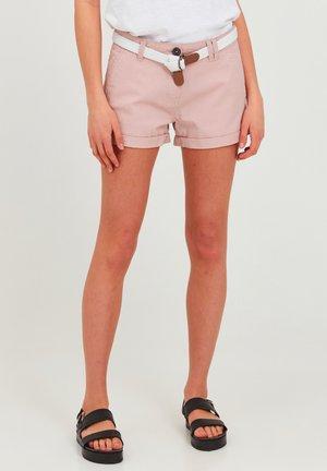 Shorts - pale mauve