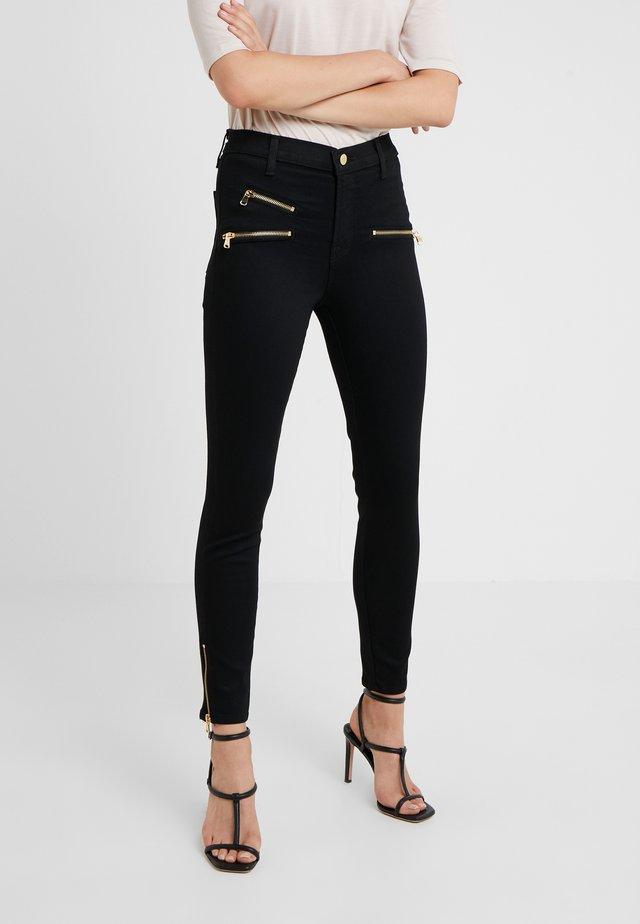 ZIPPER ALANA - Jeans Skinny Fit - vendetta